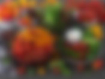 Sunnere kos med snacksgrønnsaker