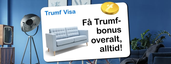 Trumf bonus saldo