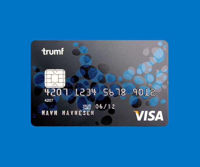 Trumf Visa kredittkort