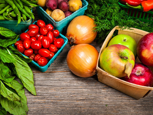 Slik vurderer du kvaliteten på frukt og grønt