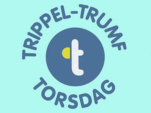 Denne uken er det Trippel-Trumf!