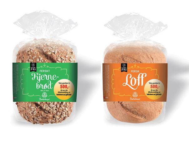 Ferskt og glutenfritt