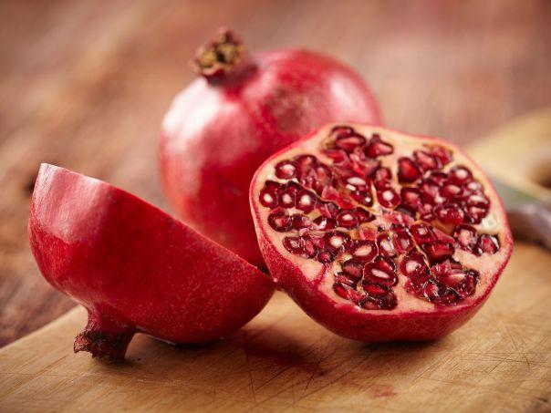 Hvordan spiser man granateple?