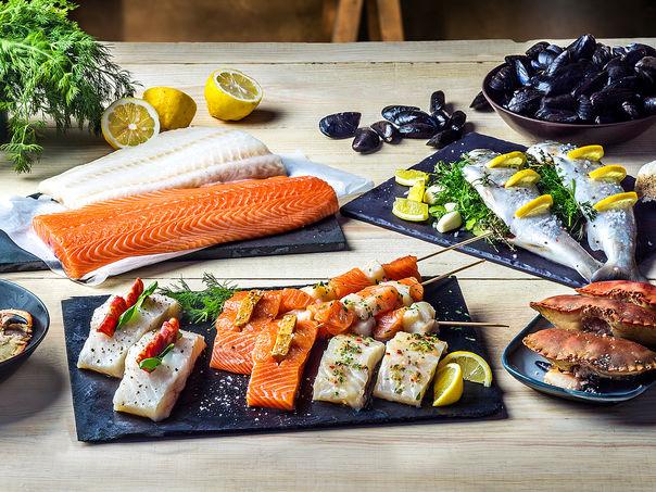 Slik tilbereder du fisk