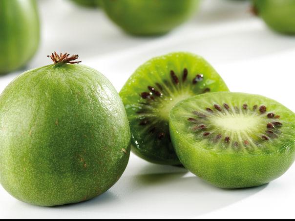 Kiwibær - liten, men full av smak