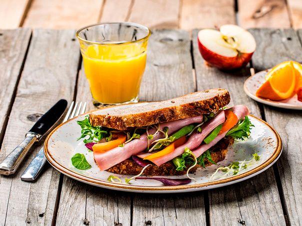 Topp 10 frokostprodukter til 10%