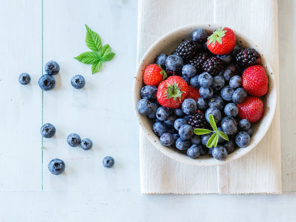 Bær som medisin