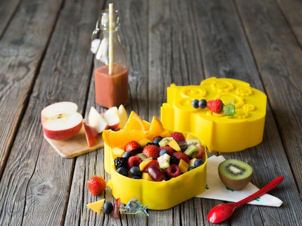 5 om dagen i matpakken