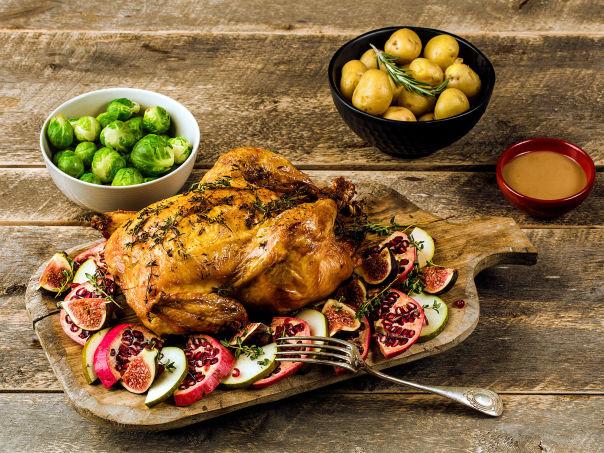 Julekylling - kylling med smak av jul
