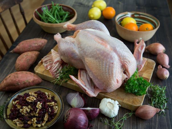 Thanksgiving på amerikansk vis!