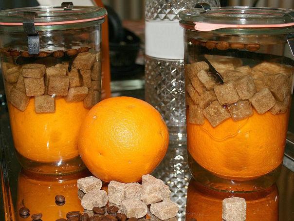 Christer Berens sin appelsinlikør