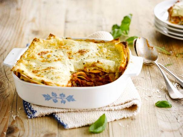 Laktosefri lasagne