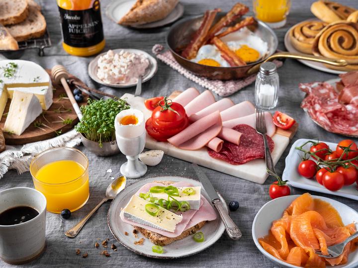 I serien med produkter fra Jacobs Utvalgte finner du alt du trenger til en litt bedre frokost!