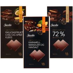 Jacobs Utvalgte sjokolade