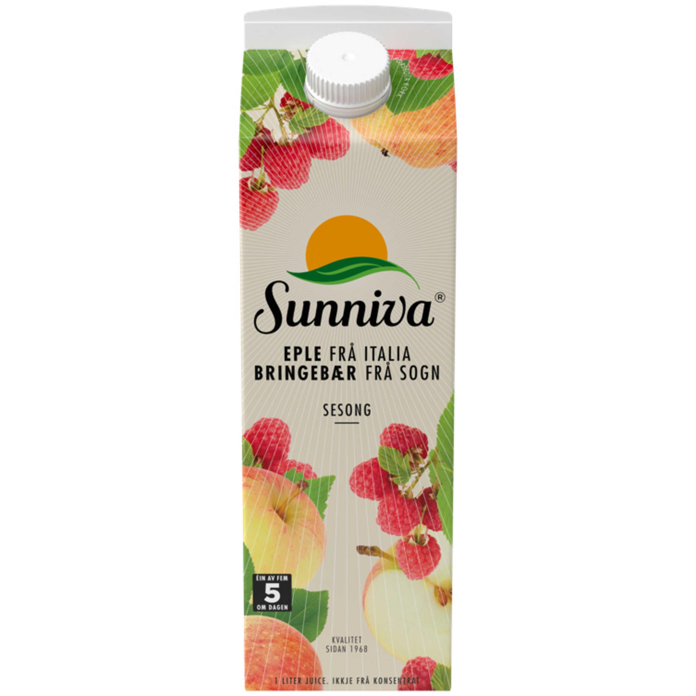 Eple/Bringeb.Juice
