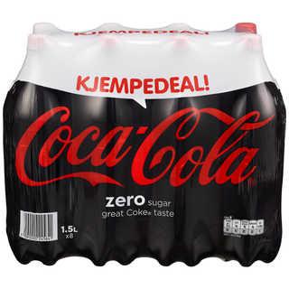 tilbud cola zero