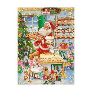 haribo julekalender