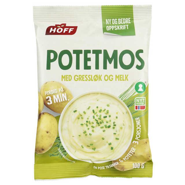 Potetmos