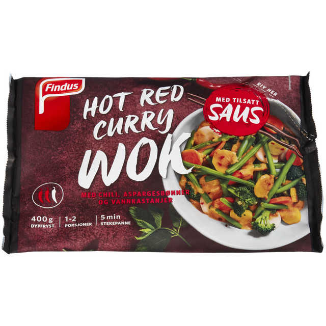Wok Hot Red