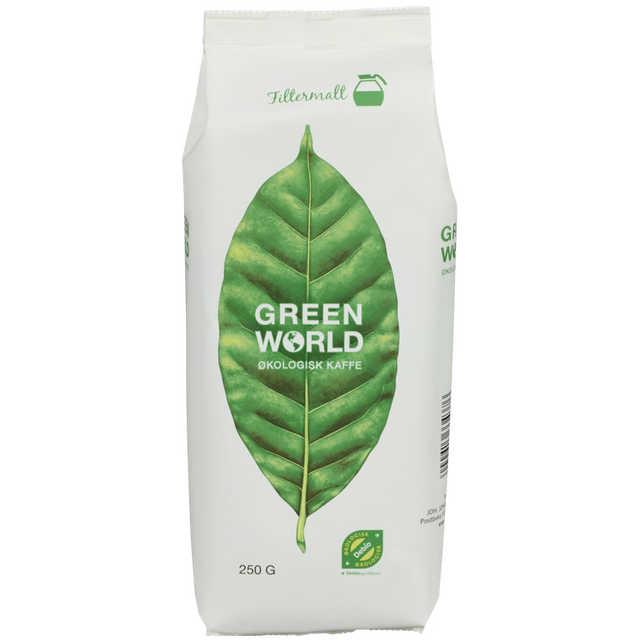 Green World Kaffe