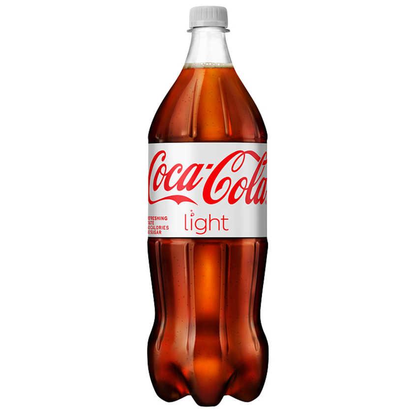 9391b21f Produktdetaljer: Coca Cola Light | Meny.no