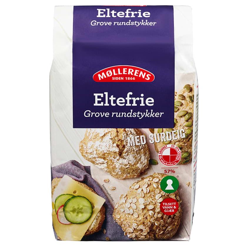 Glutenfrie Eltefrie Rundstykker