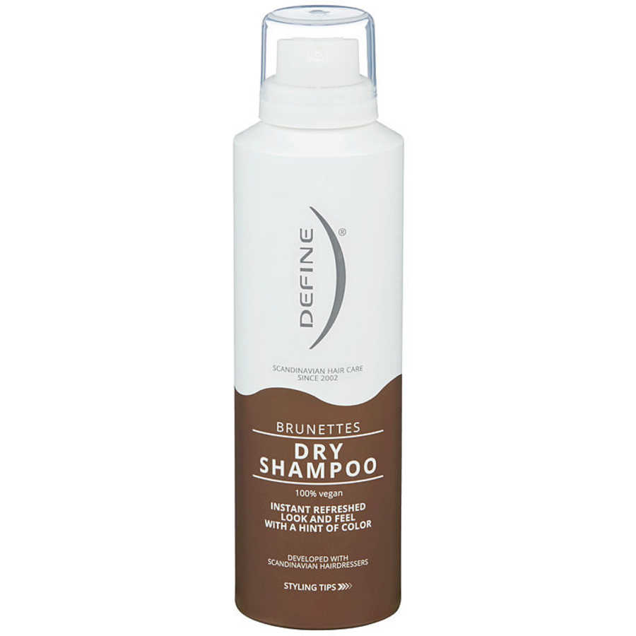 Define Dry Shampoo