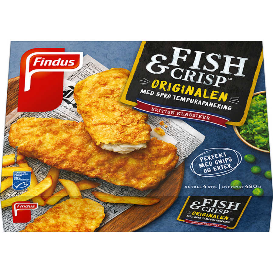 Fish&Crisp