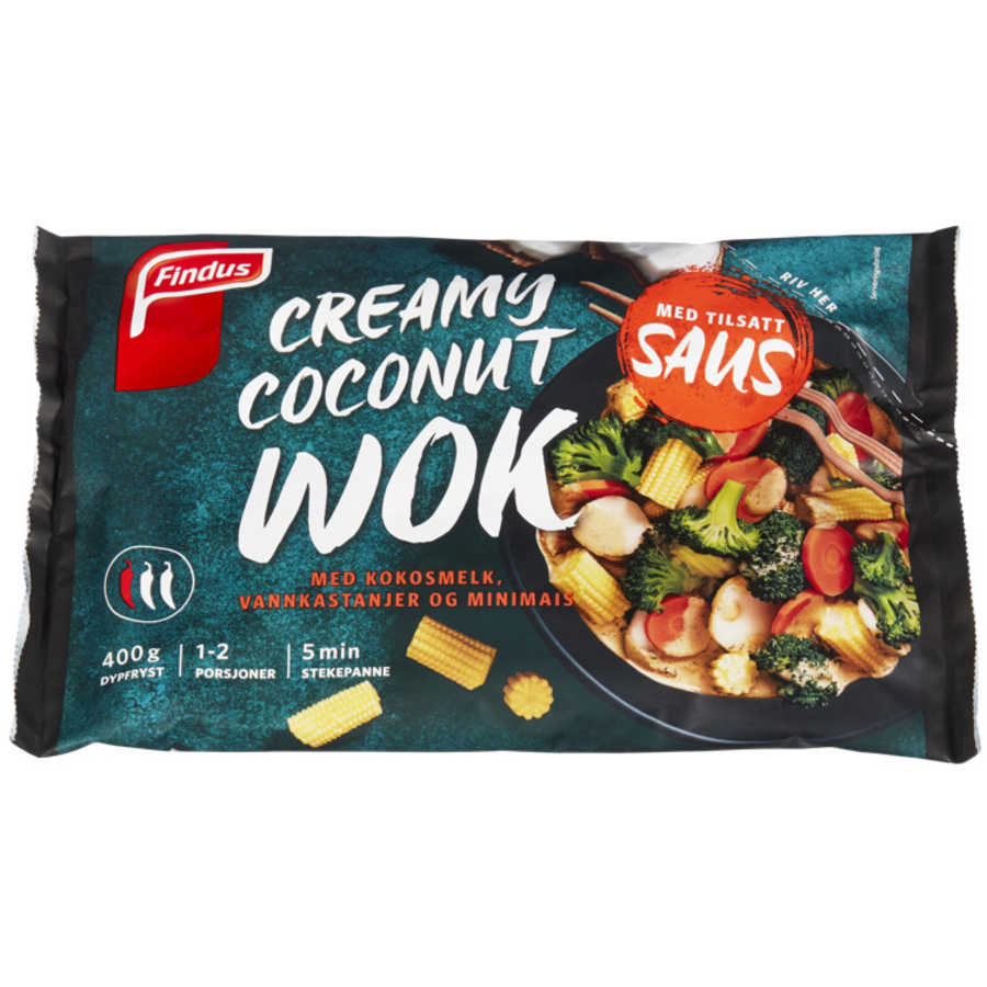 Wok Creamy