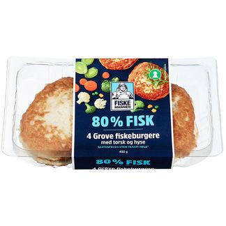 Fiskeburger Grov