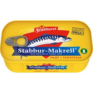 Stabbur-Makrell