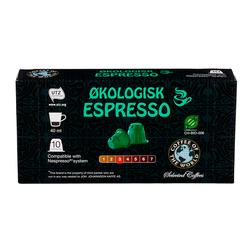 Økologisk Espresso kapsler