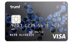 Trumf Visa kort