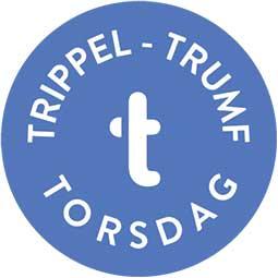 Trippel-Trumf emblem