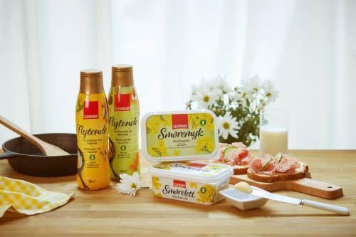 Eldorado Smøremyk, Smørelett og Flytende margarin