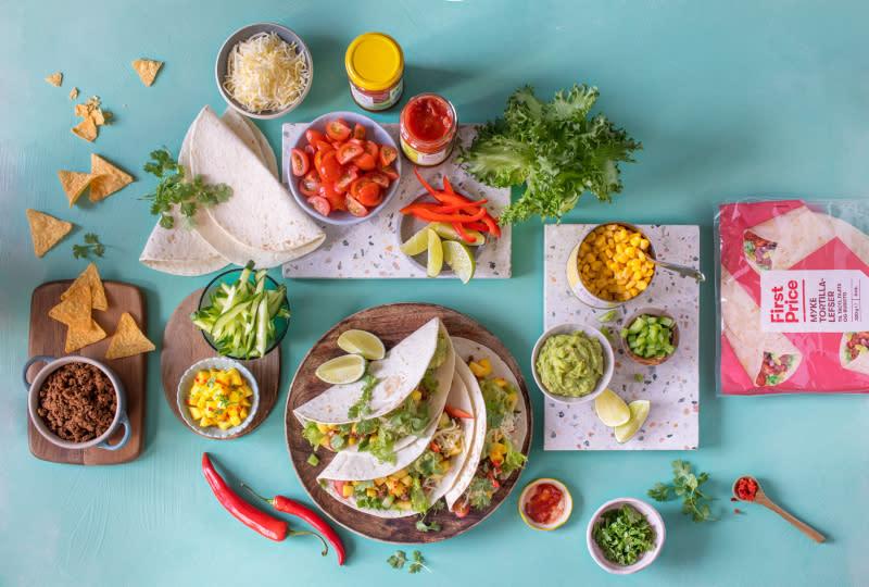 Artikkelbilde-FIRST PRICE-middag taco_oversikt.jpg