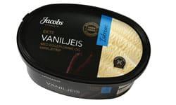 Jacobs Utvalgte ekte vaniljeis