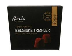 Jacobs Utvalgte Belgiske Trøfler