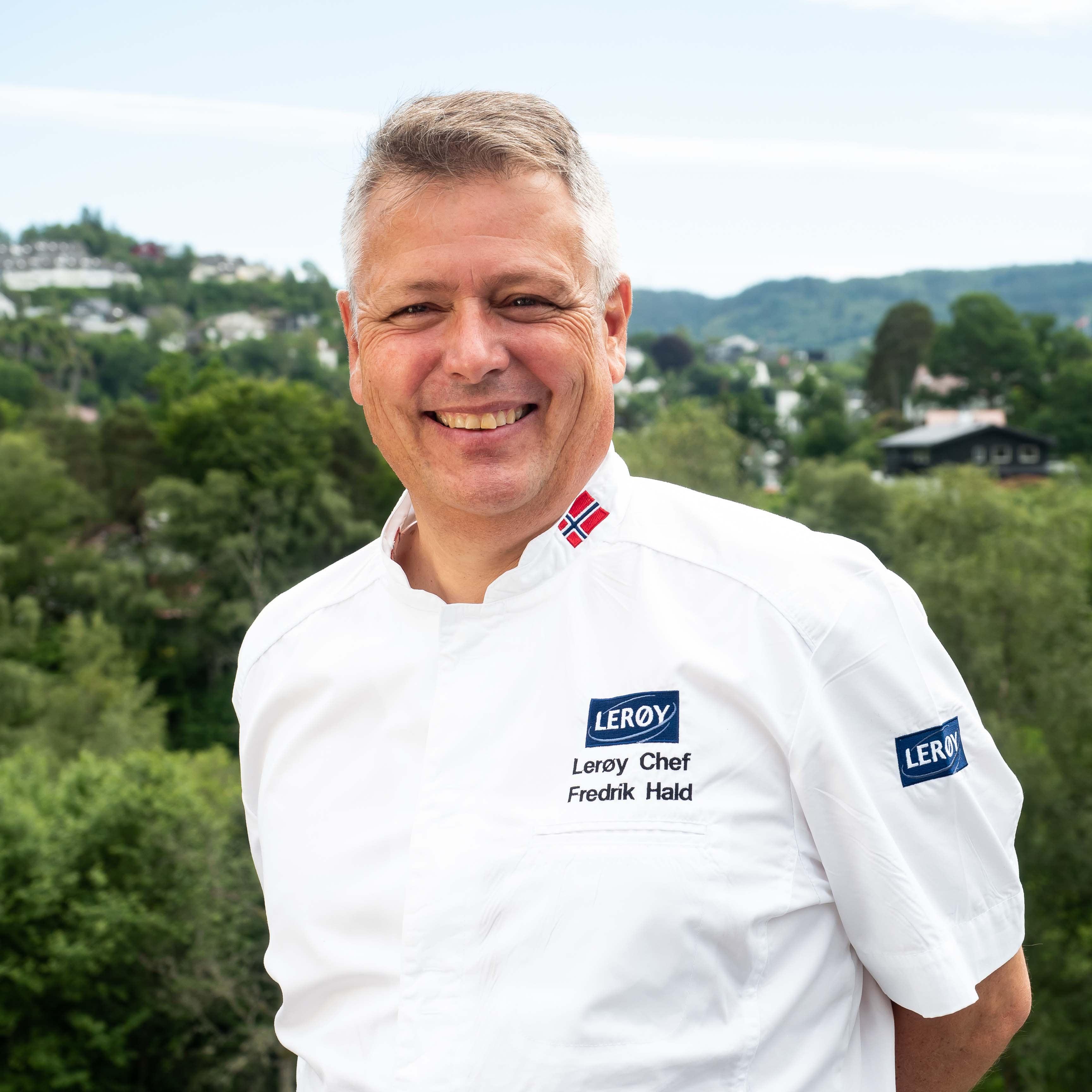 Fredrik Hald