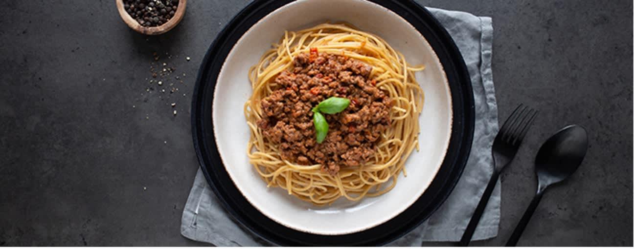 Det er faktisk enklere enn du tror å lage pastamåltidet litt sunnere