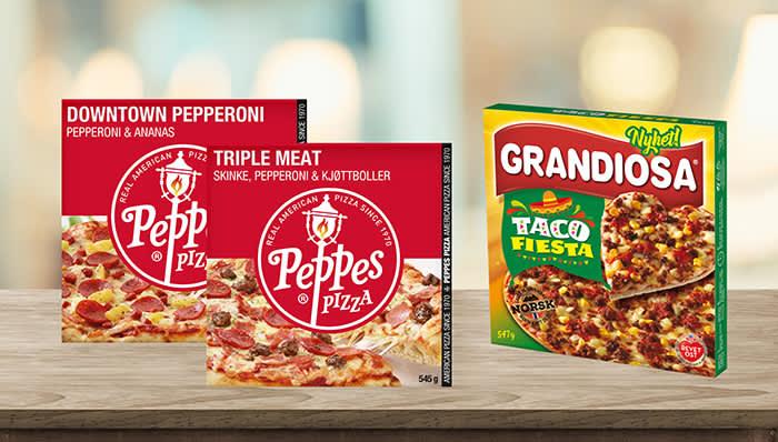 Peppes Pizza eller Grandiosa? La vårens pizza-duell begynne.