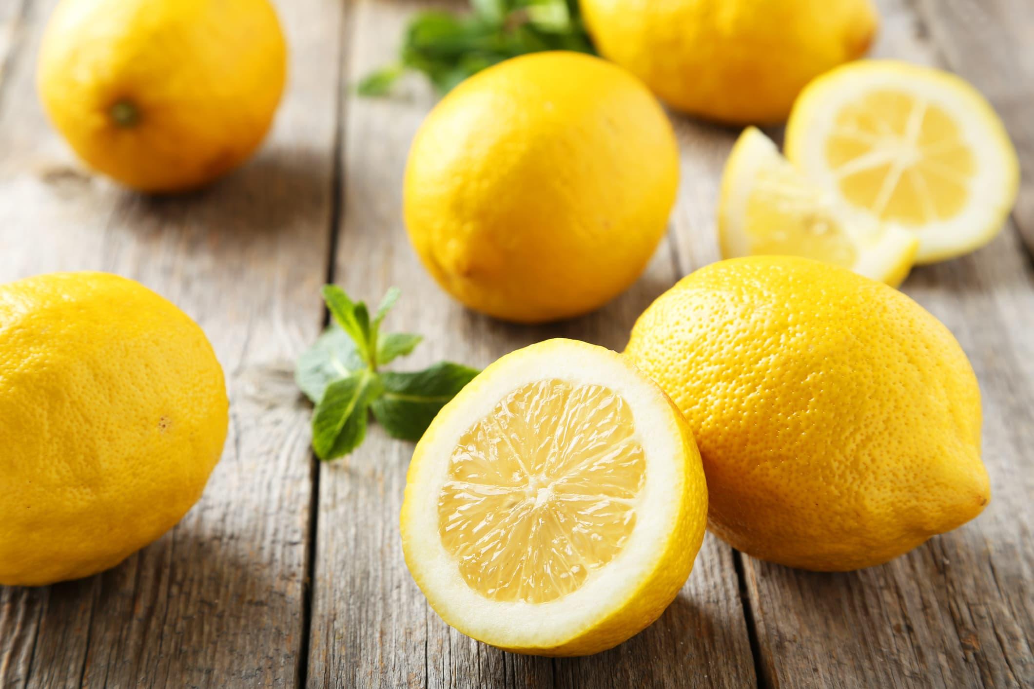 Sitroner er en allsidig og svært god smaksforsteker.