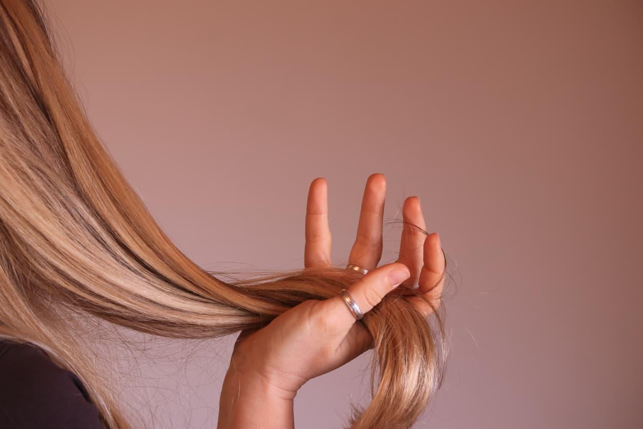 Helt normalt hår