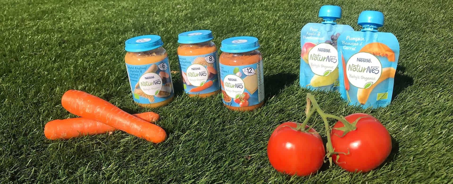 Med Nestlé NaturNes-serien kan du føle deg trygg på at barnet ditt får et sunt, næringsrikt, bærekraftig og ikke minst velsmakende måltid.