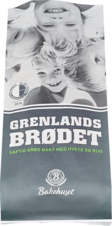 Når du kjøper et Grenlandsbrød fra KIWI-butikkene iGrenland,går en sum automatisk tilKIWIsGrenlandsfond.