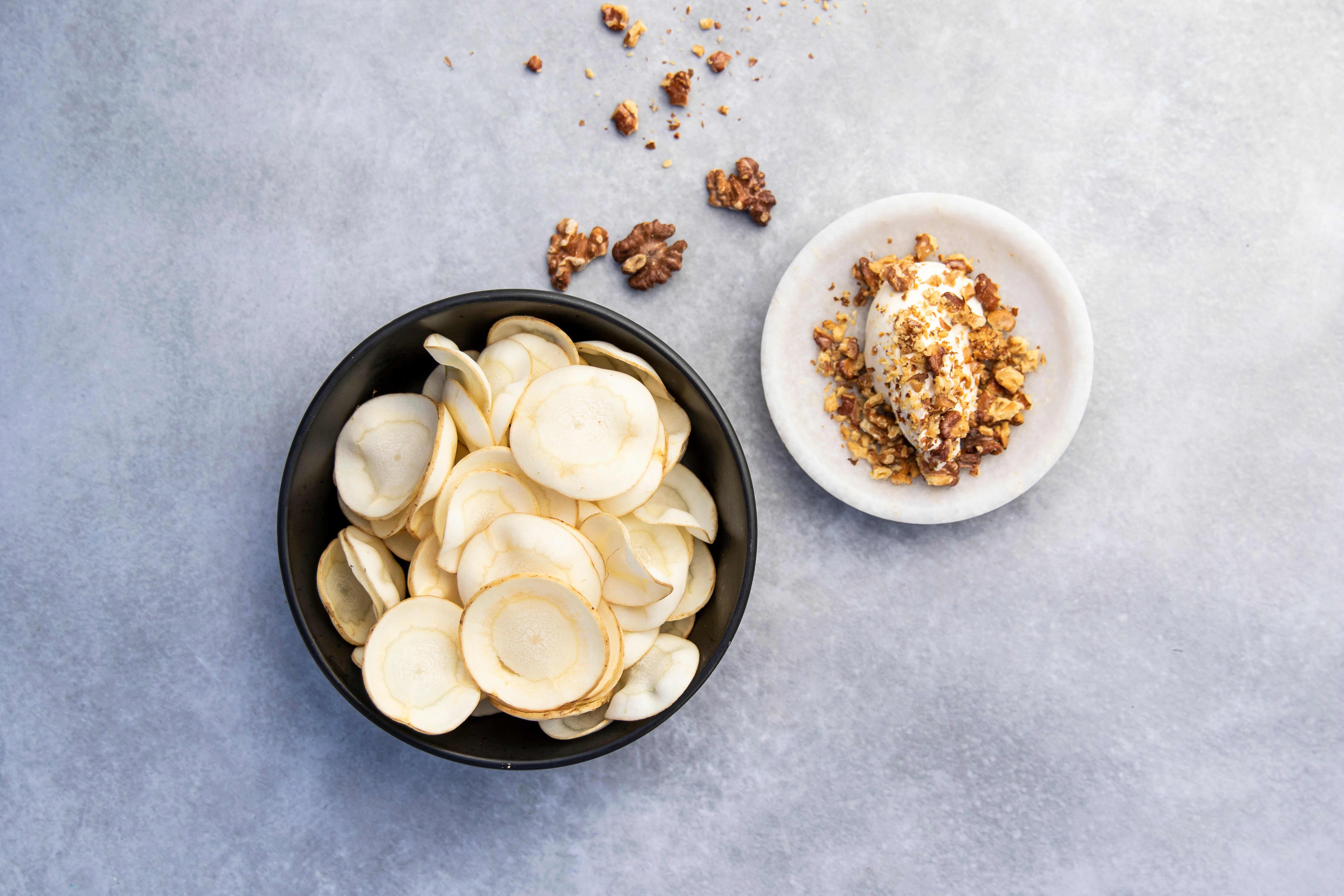 Visste du at pastinakk fra Gartner er like anvendelig som poteten?