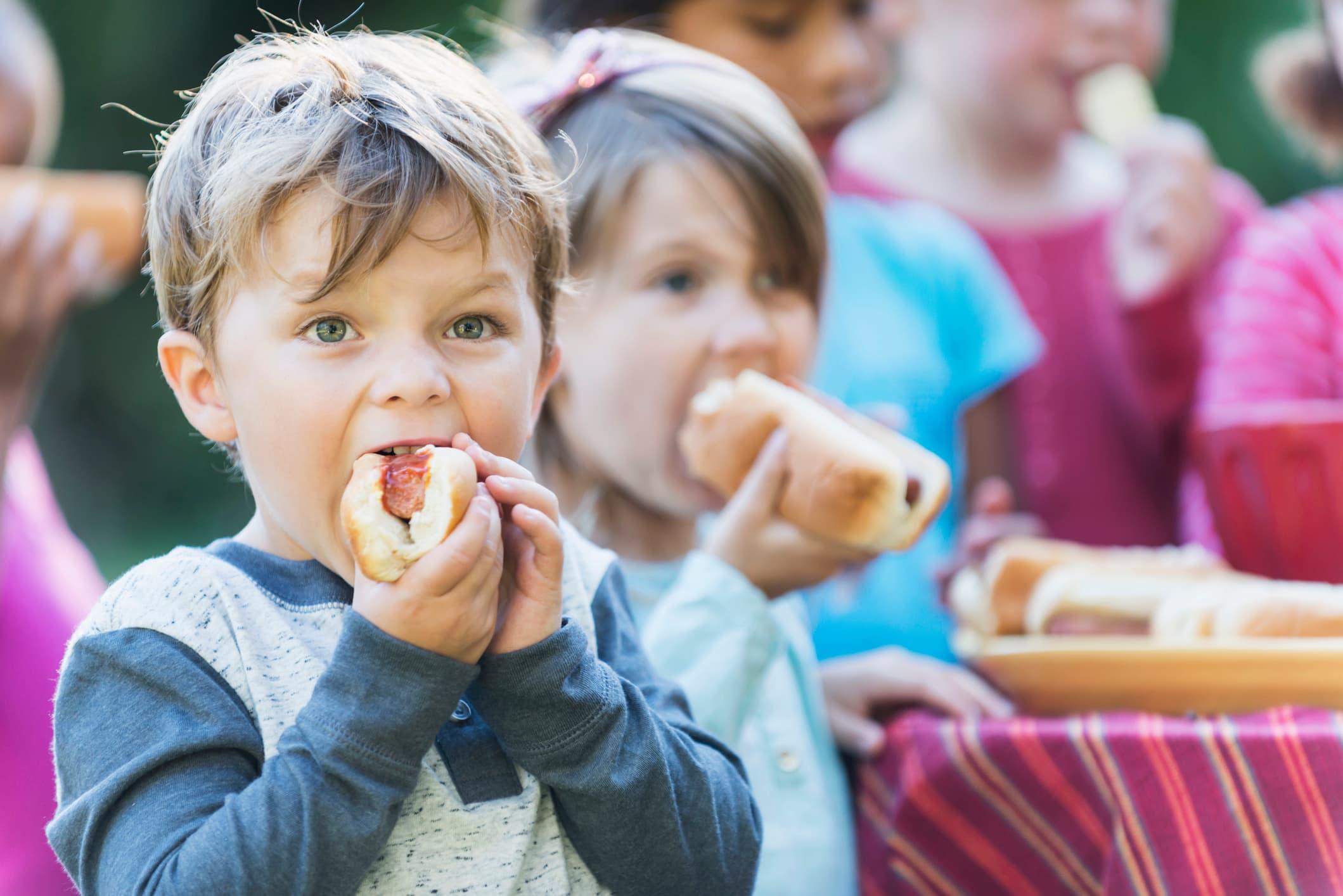 Det trenger ikke være vanskelig å arrangere en allergivennlig barnebursdag.