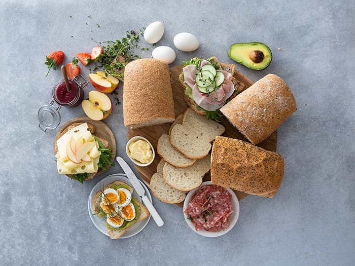 Ingen grunn til at ikke påskefrokost eller -lunsjen ikke skal bli dagens høydepunkt!
