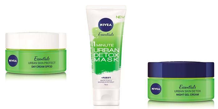 Urban Skin fra NIVEA.