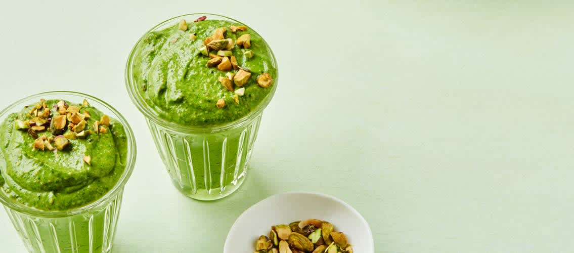 Grønn smoothie